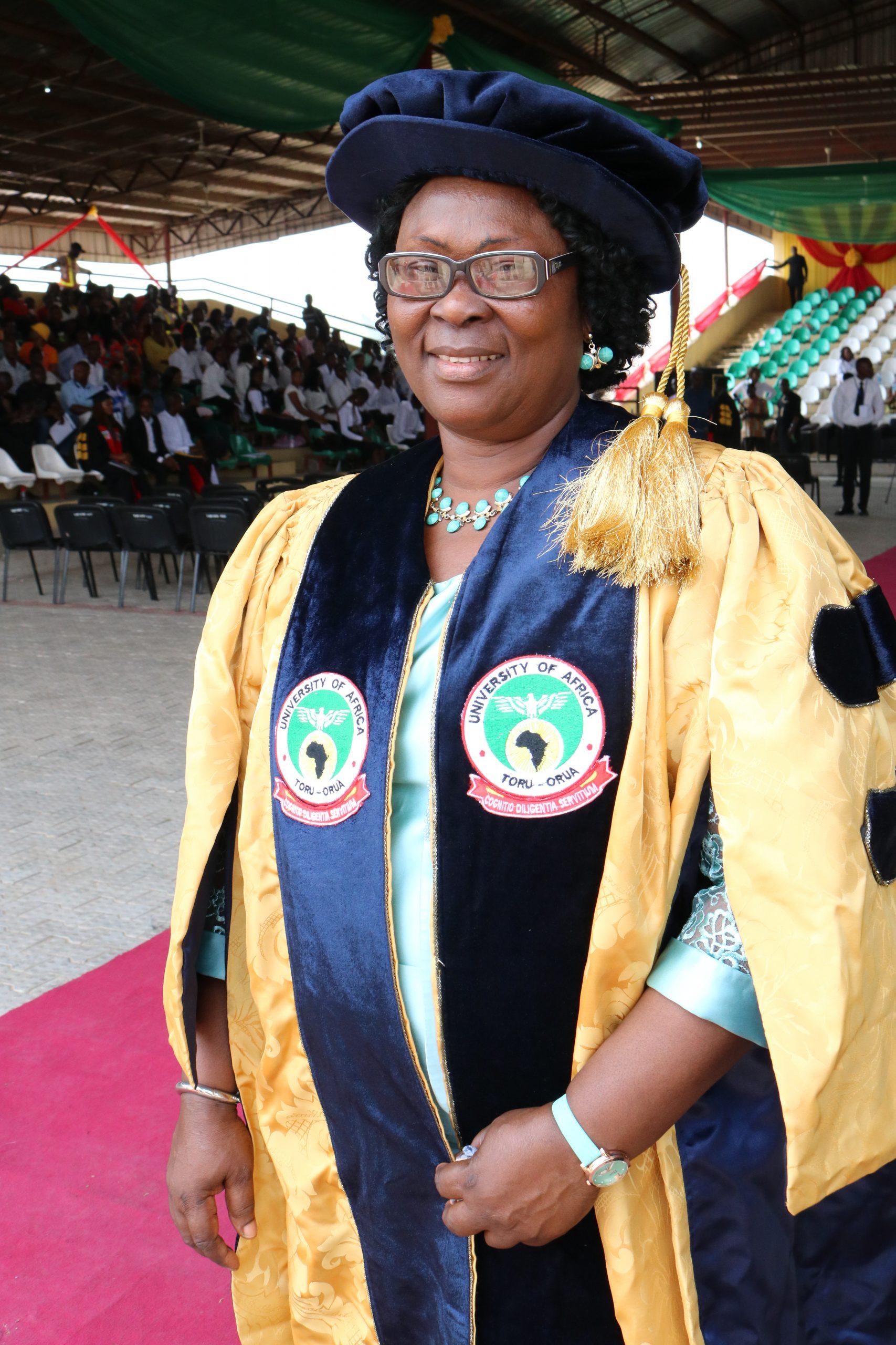 Dr. (Mrs.) Okiy Rose